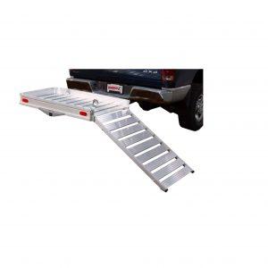 HUSKY TOWING Aluminum Trailer Ramp 88133