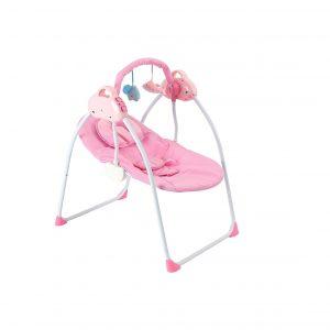 WANGTAO Smooth Gliding Baby Cradle