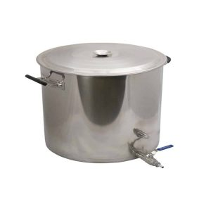 BrewMaster Stainless Steel Kettle