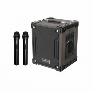 EARISE M37 Wooden Box PA System