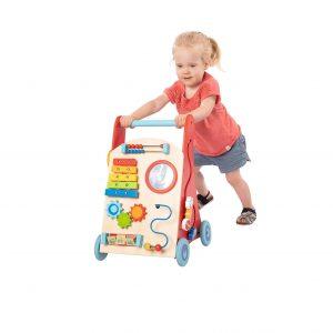Fat Brain Toys Baby Walker Toy