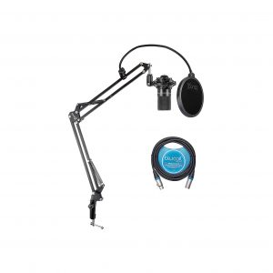 MXL 770 Cardioid Condenser Microphone Bundle