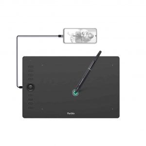 Parblo Graphic Drawing Tablet, A610