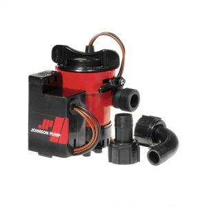 Johnson Pump Cartridge Combo Bilge Pump