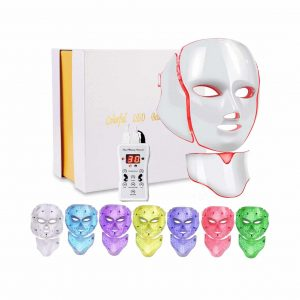 Dr. Kong LED Face Mask with Blue Red Light