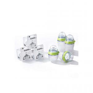 Comotomo Glass Baby Bottle for Milk Storage