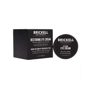 Brickell Men's Wrinkles Eye Cream