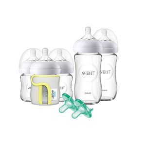 Philips Avent Baby Glass Bottle Set SCD201 01
