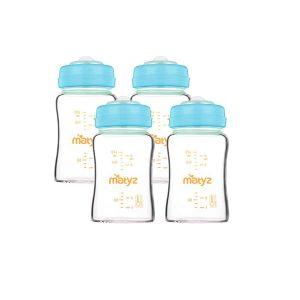 Matyz Baby Milk Storage Glass Bottles