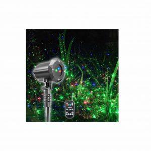 Poeland Christmas Projector Light, RGB