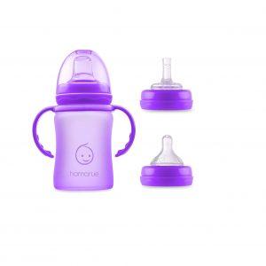 Hamarue Anti Break and Non-Toxic Baby Bottles