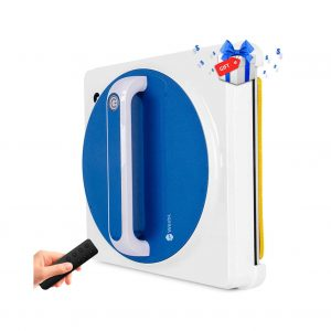 Wexbi Window Cleaner Robot with App and Remote Control