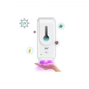 BNT OKPRO Automatic Touchless Smart Alcohol Dispenser