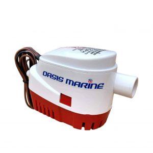 OASIS MARINE – Automatic Boat Bilge Water Pump