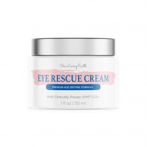 One Living Earth Fine Lines Eye Cream