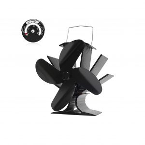 Signstek Heat Stove Fan
