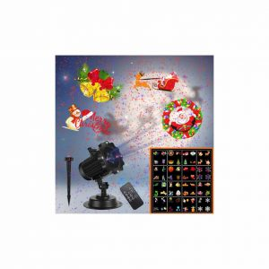 UNIFUN Christmas Projector Lights for Party Decorations
