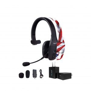 BlueParrott Noise Cancelling Headset B450-XT