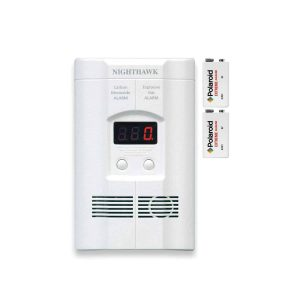 Kidde KN-COEG-3 Carbon Monoxide and Explosive Gas Alarm