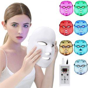 Cinlinso LED Face Mask 7 Color LED Mask