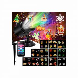 Enow Christmas Light Projector for Indoor and Outdoor Decoration