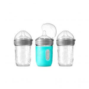 Mason Bottle BPA Free Baby Glass Bottles