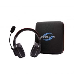 Stellar Noise Cancellation Electronic Headset