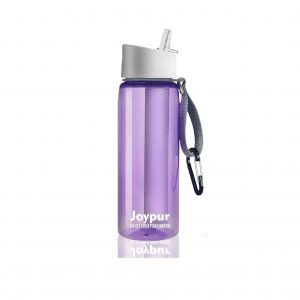joypur Water Filter Bottle with a Replaceable Filter