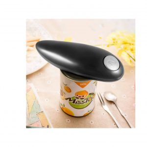 Ankuwa Electric-Can Opener Smooth Edge Automatic Can Opener