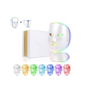 DCLife 7 Colors LED Face Mask Anti-Aging Photon Therapy