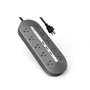 Klearlook Maximized Clarity! Power Strip