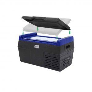 SetPower 21 Quartz Portable Freezer Fridge