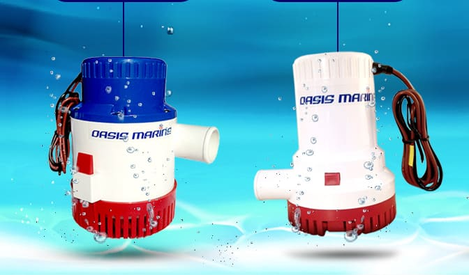Automatic Bilge Pump For Boats