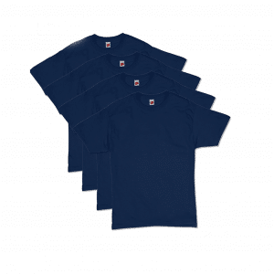 Hanes Men's ComfortSoft Short Sleeve T-Shirts