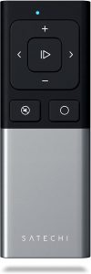 Satechi Wireless Presenter Remote Control (Aluminum Space Gray)