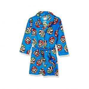 Super Mario Brothers Kids Robe