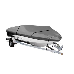NEXCOVER Boat Cover Waterproof Heavy Duty Boat Covers