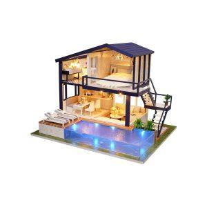 UniHobby DIY Miniature Dollhouse Kit