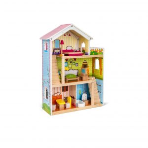 cossy Wooden Doll House
