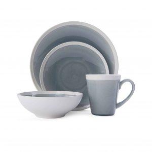 Mikasa Brielle 16 Pieces Dinnerware Stoneware Dishes