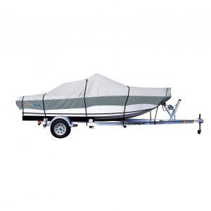 PrimeShield Boat Cover 600D Waterproof Oxford