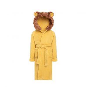 Alexander Del Rossa Kid's Soft Fleece Robe