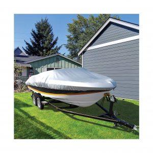 Moor 'n Stor Cabelas Boat Cover