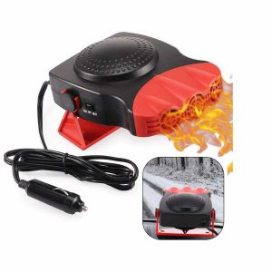 GARDWENS Portable Car Heater 12V 150W 2-In-1 Heat and Cool