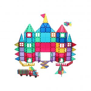 Manve Kids Educational Magnetic Blocks Toy