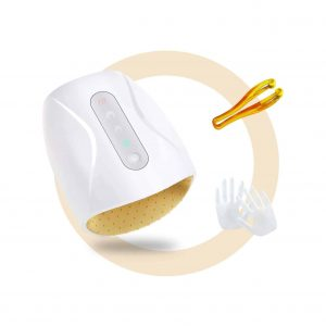 PGG Electric Hand Massager for Pain Relief