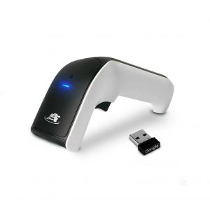 ScanAvenger 2D Wireless Bluetooth Barcode Scanner