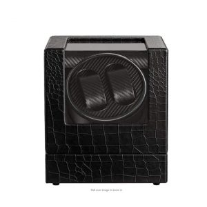 MerLerner Automatic Watch Winder PU Leather Design
