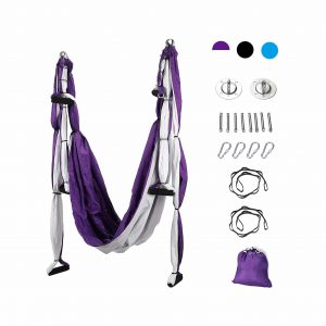 CO-Z Aerial Gym Hanging Yoga Swing