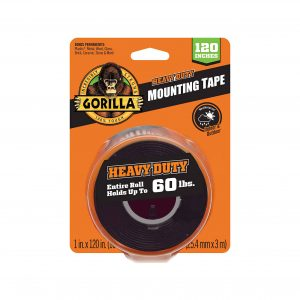 Gorilla Heavy-Duty Double-Sided Tape